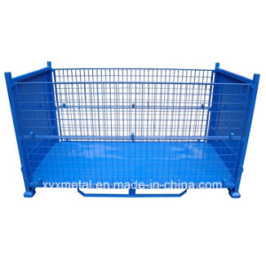 Jumbo Logistic Container Recycling Cage Industry Folding Stillage pictures & photos