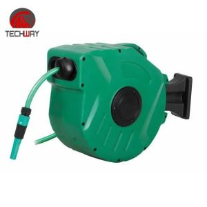 15m Auto Water Hose Reel pictures & photos