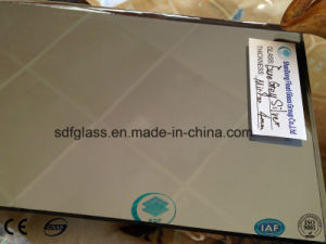 Euro Grey Float Glass Silver Mirror with Ce, ISO pictures & photos