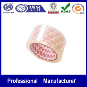 SGS Cheap China BOPP Transparent Packaging Carton Sealing Tape pictures & photos