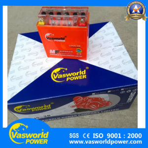 Vasworld Power Brand 12n6.5L-BS 12V6.5ah Gel Motorcycle Battery pictures & photos