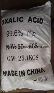 99.6% Purity Oxalic Acid Fine Powder pictures & photos