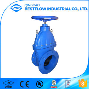 ANSI Class 125 Cast Iron Gate Valve, Rising Stem pictures & photos