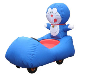 Hot Selling Fashionable Advertising Inflatable Car pictures & photos