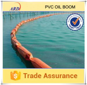 20 Mtrs Long Easy Connect Boom Section Solid Float PVC Oil Boom