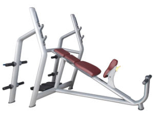 Tz-6030 Olympic Incline Bench/Tianzhan /Commercial Gym Equipment /Fitness Equipment Club Fitness pictures & photos
