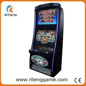 2017 Mario Game Machine Slot Machine for Gambling Room pictures & photos