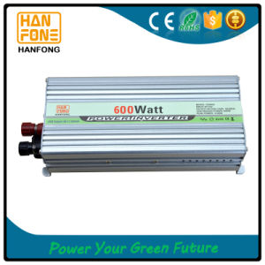 Car Power Inverter 600W China Manufacturer with Ce RoHS Approved pictures & photos