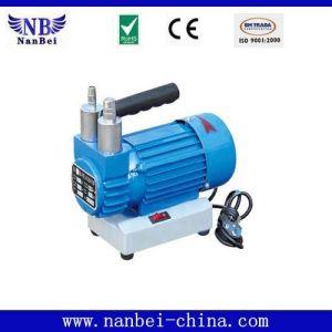 Wx-0.5 0.5L/S Oilless Rotary Vane Vacuum Pump pictures & photos