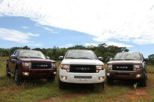 Higer Pickup Grand Dragon Diesel