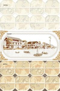 Building Material Ceramic Wall Tile ABC Design pictures & photos