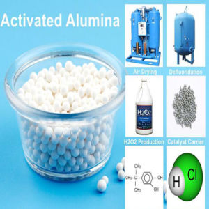 Activated Alumina for Air Drying pictures & photos