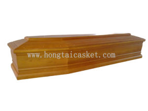 Cheaper Wood Casket and Coffin for The Funeral