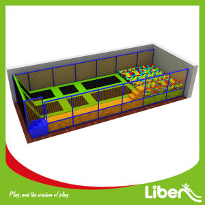 2015 Newest Trampoline Park of Cheap 20ft Trampoline for Sale pictures & photos