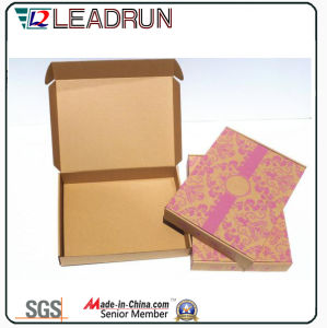 Mail Box Cartoon Case Corrugated Protecting Courier Carry Paper Cardboard Packing Box (YSM40b) pictures & photos