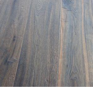 Antique Style Engineered Oak Wood Parque Flooring / Floor pictures & photos