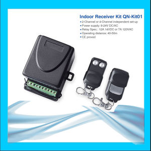 Qn-Kit01 Fixed Code Small Unviersal Micro RF Transmitter and Receiver pictures & photos