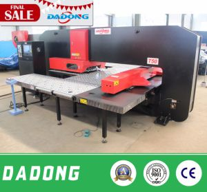 T50 CNC Turret Punching Machine for Heavy Duty Punching Machine pictures & photos