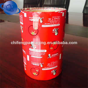 Food Packaging Plastic Roll Film for Snack pictures & photos