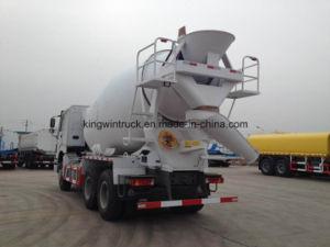 Sinotruk Brand Concrete Mixer Truck/Mixer Truck/Cement Mixer Truck pictures & photos