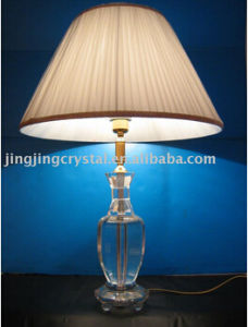 Crystal Lamp for Table Decoration pictures & photos