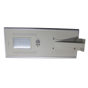 70W LED Integrated All in One Solar Street Light with Solar Panel All in One LED Smart Lighting pictures & photos