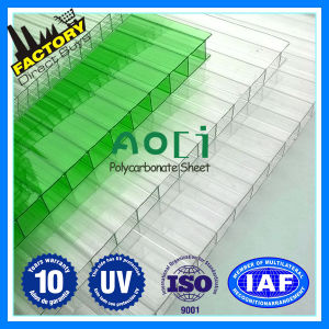 High Light Transmission PC Sheet for Greenhouse Panel Polycarbonate Greenhouse pictures & photos