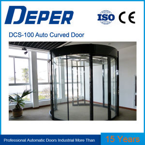 Dcs-125 Automatic Curved Sliding Door Operator pictures & photos