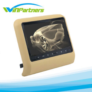 9 Inch HD LED Screen Clip-on Car Headrest DVD Monitor Car DVD Player with 800*480 Resolution Car Styling pictures & photos