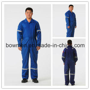 Custom-Made Cotton Anti-Static Men′s Workwear