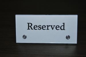Nameplate Holder pictures & photos