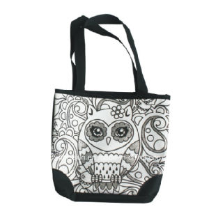 Fashion Tote Bag Hangbag with Markers (SF-2030)