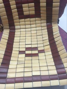 Car Mats of Bamboo Seat Cushion Summer New Truck Seat