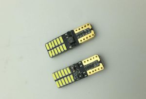 High Brightness 24SMD 3014 T10 Car LED Light pictures & photos
