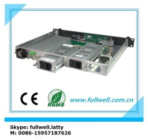 OEM CATV 1550nm Internal Directed Optic Transmitter with AGC (FWT-1550D/PS-10) pictures & photos