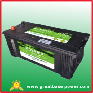 145g51-Mf 150ah 12V Heavy Duty Truck Battery with High Quality pictures & photos