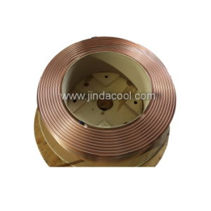 Heat Exchanger Lwc Copper Pipe Seamless Copper Tube pictures & photos