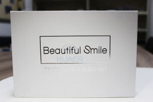 Non Peroxide Luxury Teeth Whitening Home Bleaching Kit pictures & photos