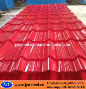 Glazed PPGI/PPGL Steel Roof Sheet pictures & photos