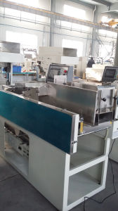 Full-Automatic Long Pasta Weighing Pillow Packing Machine with 3 Weighers pictures & photos