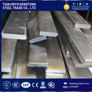SUS304 Stainless Steel Polished Bar Hl Flat Bar pictures & photos