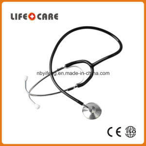 Single Head Aluminium Alloy Chestpiece Stethoscope pictures & photos