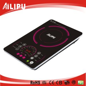 2017 New Design Multi-Functional Super Slim Induction Cooker pictures & photos