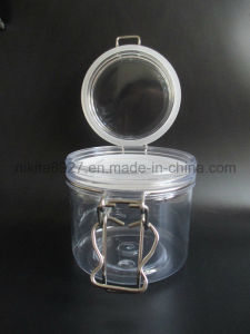 Pet Kilner Jar Kilner Bottle with Cliptop Lid (NJ12-F) pictures & photos