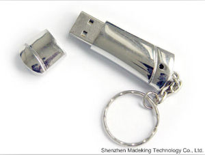Customized Metal USB Flash Drive of USB Pen Drive pictures & photos