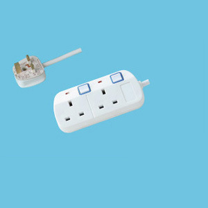Bs02-1 CE Approved UK Power Strip