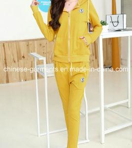 Wholesale Women Fashion Comfortable Zip-up Hoodies Sportswear