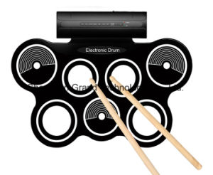USB Roll-up Drum Kits pictures & photos