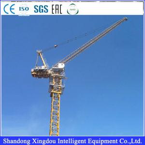 Jib Crane Overhead Crane Qtz 125 Tower Crane Construction Equipments Crane for Slae pictures & photos