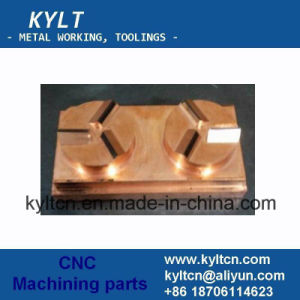 Custom High Quality Copper/Brass Turning Milling CNC Machining pictures & photos
